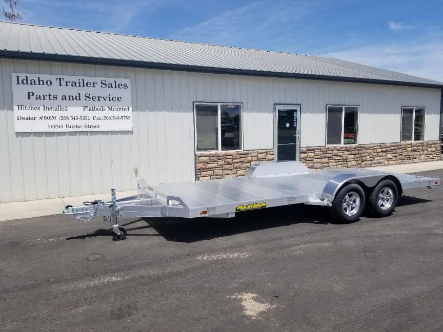 Car Hauler Trailers Are For Sale In Idaho | Idaho Trailer Sales